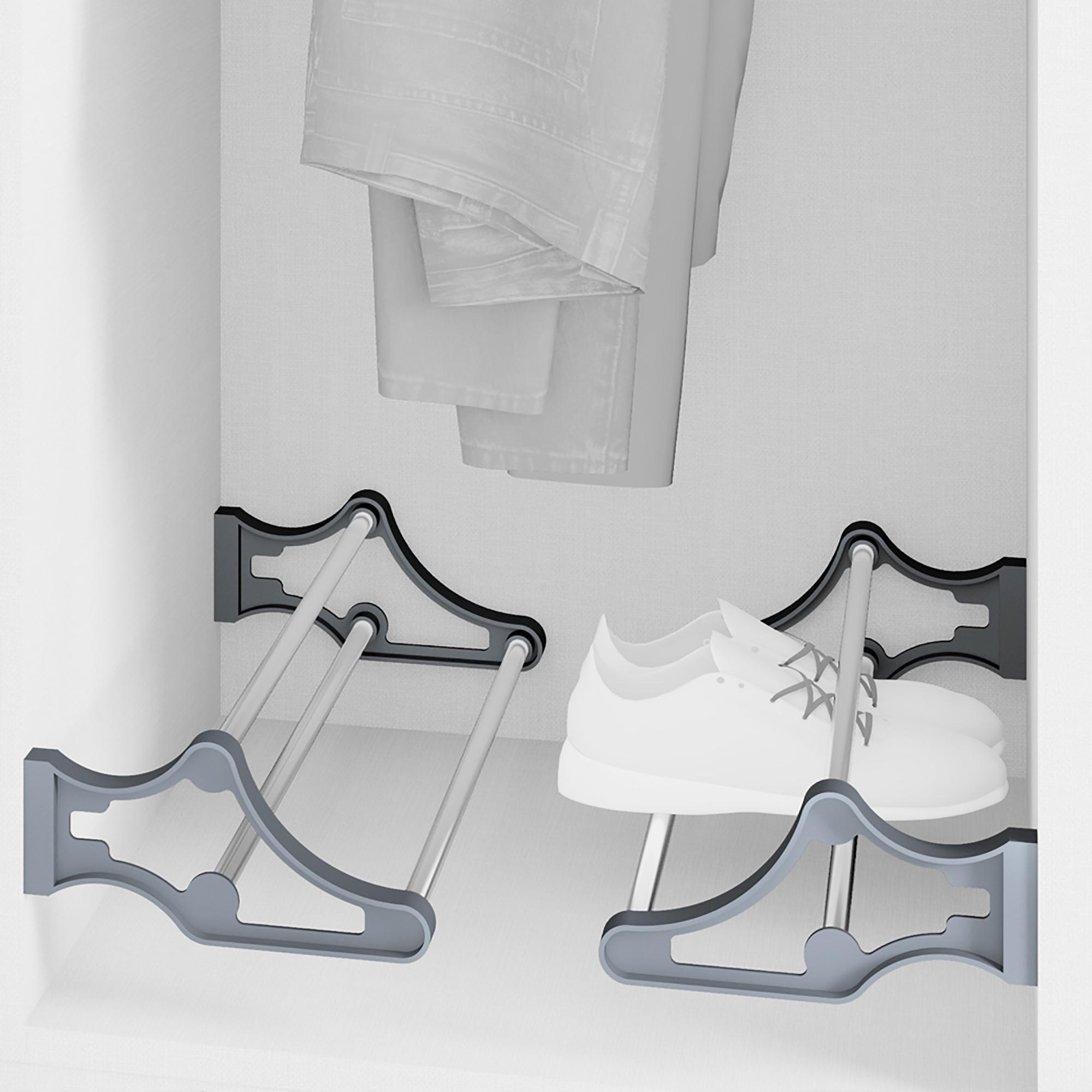 Armadi In Plastica Per Interni.Porta Scarpe Per L Interno Armadi Self Emuca