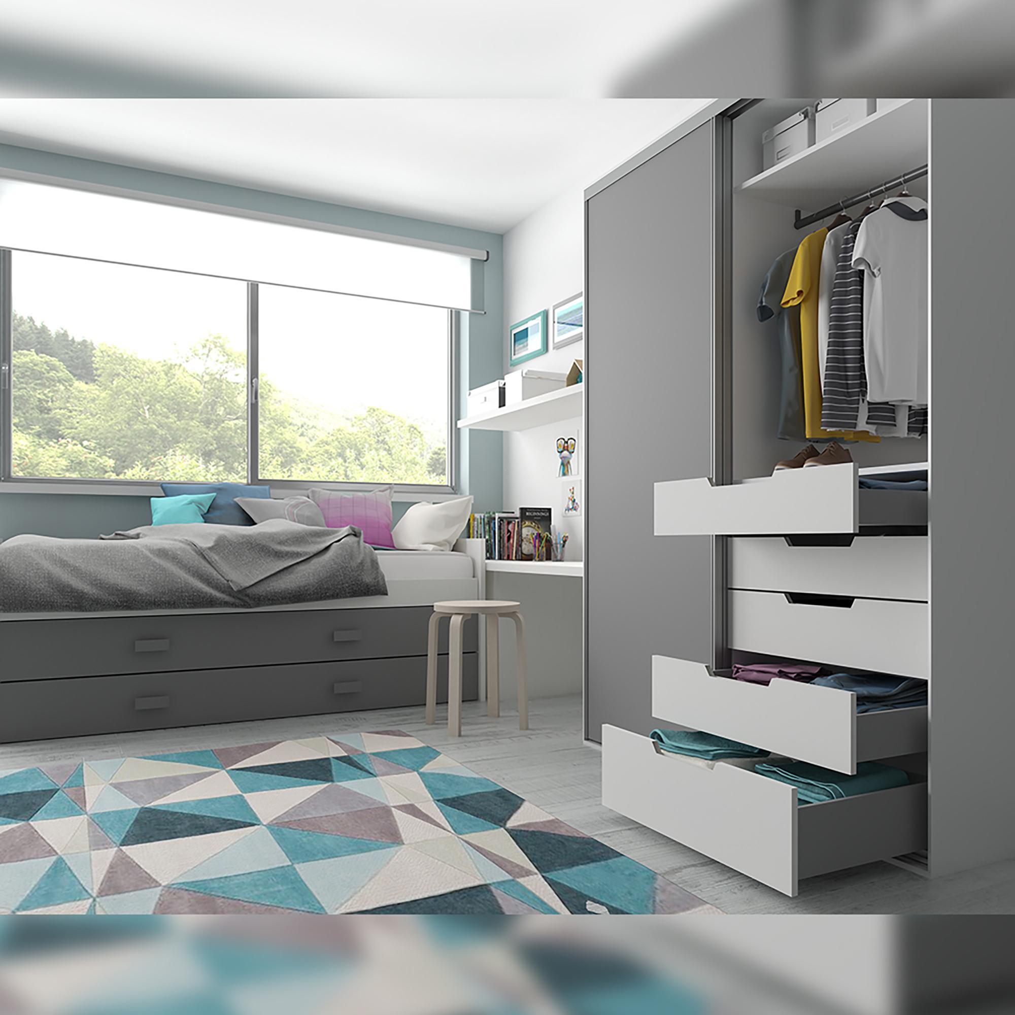 Cassetto per cucina e bagno Concept | Emuca