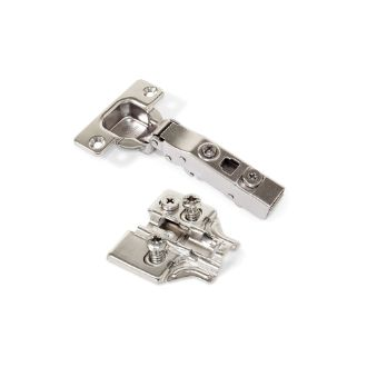 Emuca X91 Hinge, soft close, 100º opening, Euro screw