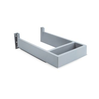 Emuca Under sink insert for bathroom drawer, rectangular