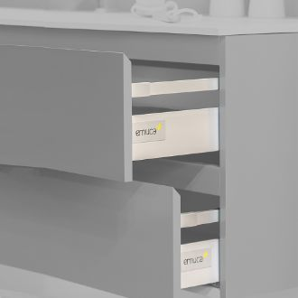 Emuca Vantage-Q drawer for kitchens and bathrooms