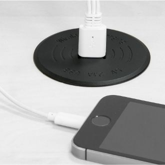 Emuca Airtop wireless charger for mobiles