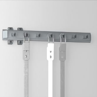 Emuca Keeper extractable lateral belt holder