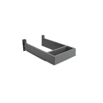 Rectangular under sink insert for bathroom drawer