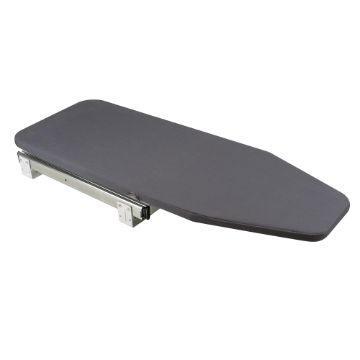 Tabla de planchar plegable Iron 180º para mueble
