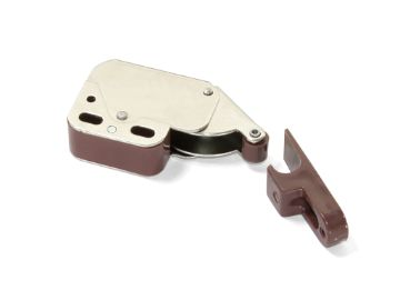 Emuca Fast Latch lock for furniture