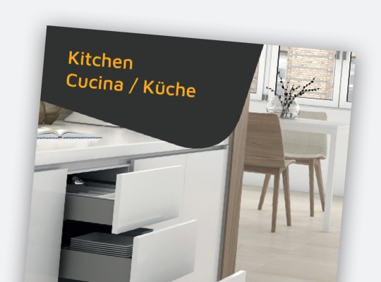 Kitchen catalog